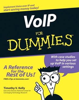 Abbildung von Kelly   VoIP For Dummies   2005
