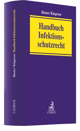 Abbildung von Huster / Kingreen | Handbuch Infektionsschutzrecht | 1. Auflage | 2020 | beck-shop.de