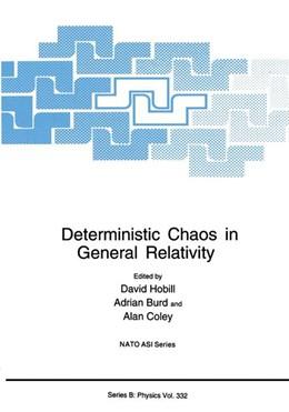 Abbildung von Hobill / Burd / Coley | Deterministic Chaos in General Relativity | 1994 | 332