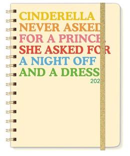 Abbildung von Heye   Cinderella Spiral-Kalenderbuch A5 Kalender 2021   2020