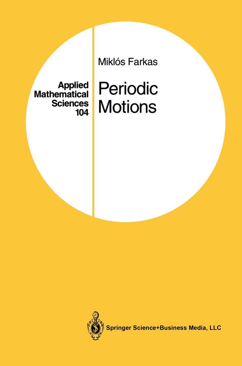 Abbildung von Farkas | Periodic Motions | 1994