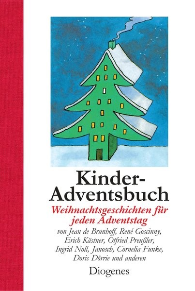 Kinder-Adventsbuch | Kampa, 2009 | Buch (Cover)