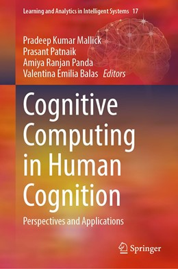 Abbildung von Mallick / Patnaik / Panda / Balas | Cognitive Computing in Human Cognition | 1st ed. 2021 | 2020 | Perspectives and Applications | 17