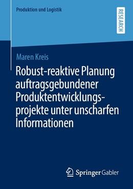 Abbildung von Kreis | Robust-reaktive Planung auftragsgebundener Produktentwicklungsprojekte unter unscharfen Informationen | 1. Auflage | 2020 | beck-shop.de