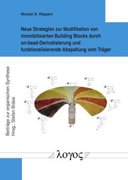 Abbildung von Wippert | Neue Strategien zur Modifikation von immobilisierten Building Blocks durch on-bead-Derivatisierung und funktionalisierende Abspaltung vom Träger | 2020 | 87