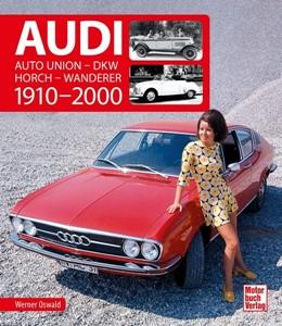 Abbildung von Oswald   Audi 1910-2000   1. Auflage   2020   beck-shop.de