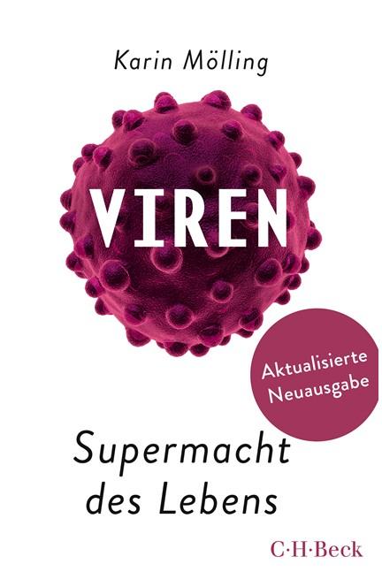 Cover: Karin Mölling, Viren