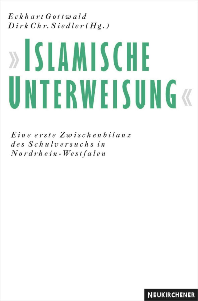Abbildung von Gottwald / Siedler | Islamische Unterweisung | 2001