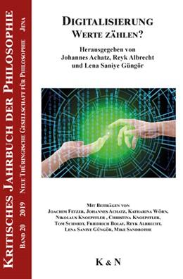 Abbildung von Achatz / Albrecht | Digitalisierung - Werte zählen? | 1. Auflage | 2020 | beck-shop.de