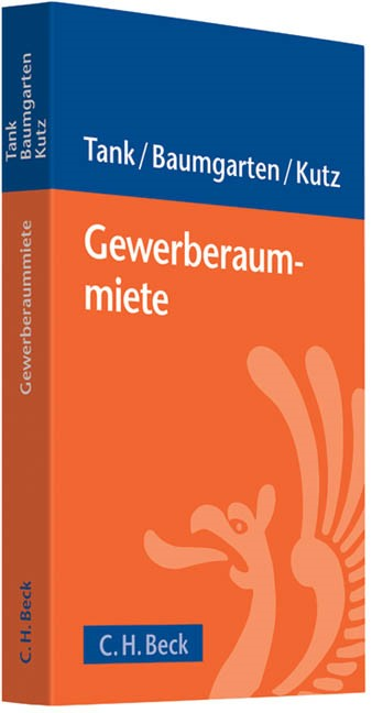 Gewerberaummiete | Tank / Baumgarten / Kutz | Buch (Cover)