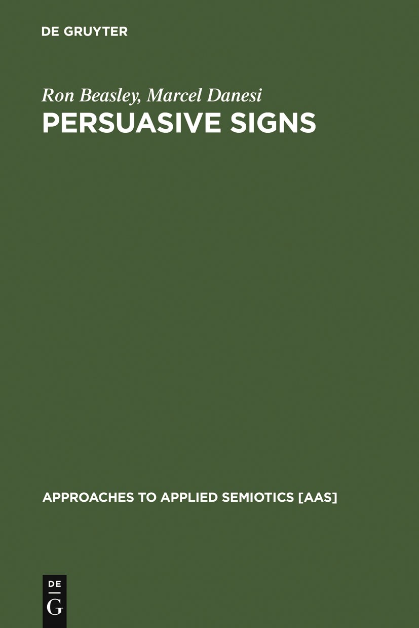 Abbildung von Beasley / Danesi | Persuasive Signs | 2002