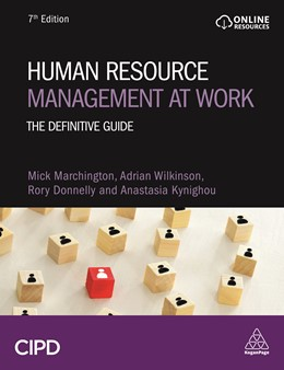 Abbildung von Marchington / Wilkinson / Donnelly | Human Resource Management at Work | 2020 | The Definitive Guide