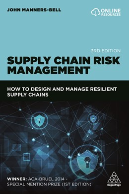 Abbildung von Manners-Bell | Supply Chain Risk Management | 2020 | How to Design and Manage Resil...