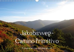 Abbildung von Luef | Jakobsweg - Camino Primitivo (Wandkalender 2021 DIN A3 quer) | 5. Auflage | 2020 | beck-shop.de