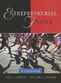 Abbildung von Gompers / Sahlman | Entrepreneurial Finance | 2002 | A Casebook