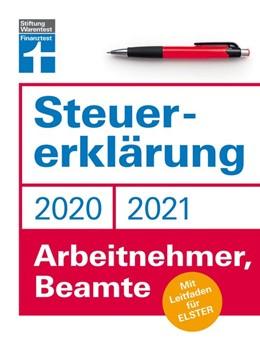 Abbildung von Rauhöft   Steuererklärung 2020/2021 - Arbeitnehmer, Beamte   1. Auflage   2020   beck-shop.de