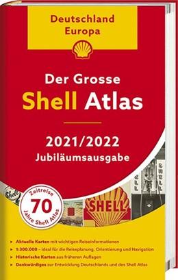 Abbildung von Der Shell Atlas 2021/2022 Deutschland 1:300 000, Europa 1:750 000 | 1. Auflage | 2020 | beck-shop.de