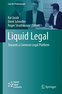 Abbildung von Jacob / Schindler   Liquid Legal   1. Auflage   2020   beck-shop.de