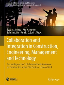 Abbildung von Ahmed / Hampton | Collaboration and Integration in Construction, Engineering, Management and Technology | 1. Auflage | 2021 | beck-shop.de
