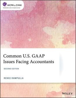 Abbildung von Rampulla | Common U.S. GAAP Issues Facing Accountants | 2. Auflage | 2020 | beck-shop.de