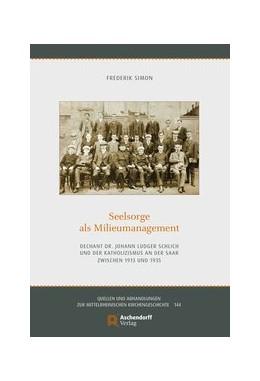 Abbildung von Simon | Seelsorge als Milieumanagement | 1. Auflage | 2020 | 146 | beck-shop.de