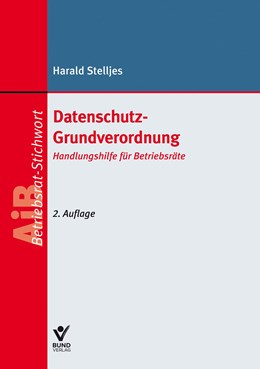 Abbildung von Stelljes | Datenschutz-Grundverordnung | 2. Auflage | 2020 | beck-shop.de