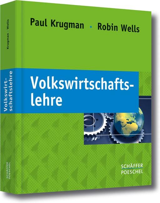 Volkswirtschaftslehre | Krugman / Wells, 2010 | Buch (Cover)