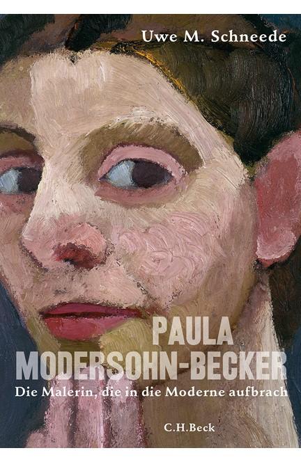 Cover: Uwe M. Schneede, Paula Modersohn-Becker