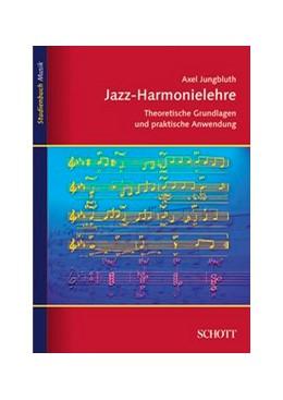 Abbildung von Jungbluth | Jazz-Harmonielehre | überarbeitete Neuausgabe 2001 | 2001