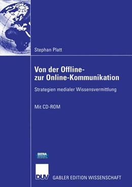 Abbildung von Platt | Von der Offline- zur Online-Kommunikation | 2005