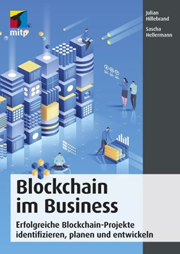 Abbildung von Hillebrand / Hellermann | Blockchain im Business | 2020 | Erfolgreiche Blockchain-Projek...