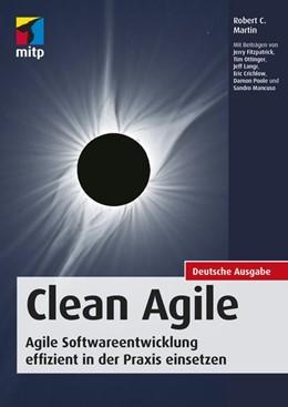 Abbildung von Martin | Clean Agile | 2020 | Agile Softwareentwicklung effi...