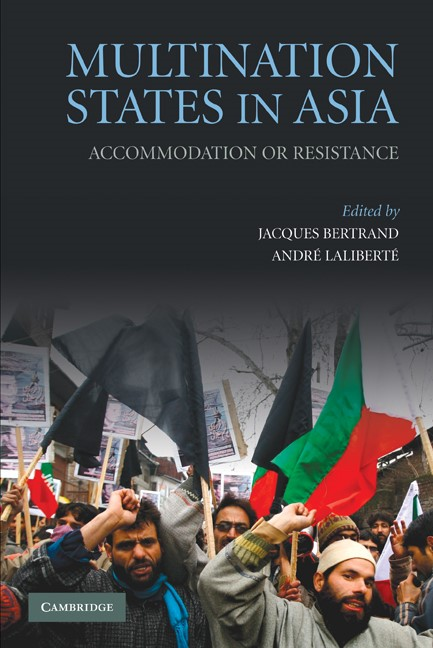 Abbildung von Bertrand / Laliberte | Multination States in Asia | 2010