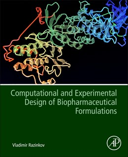 Abbildung von Razinkov / McAuley | Computational and Experimental Design of Biopharmaceutical Formulations | 1. Auflage | 2021 | beck-shop.de