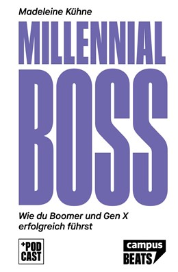 Abbildung von Kühne   Millennial-Boss   1. Auflage   2020   beck-shop.de