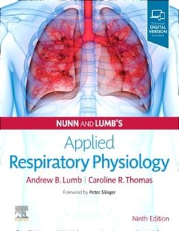 Abbildung von Lumb / Thomas   Nunn and Lumb's Applied Respiratory Physiology   9. Auflage   2020   beck-shop.de