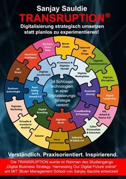 Abbildung von Sauldie   TRANSRUPTION - Digitalisierung strategisch umsetzen   2020   statt planlos zu experimentier...