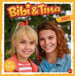 Abbildung von Heye   Bibi und Tina 2021. Die Serie Broschurkalender   2020