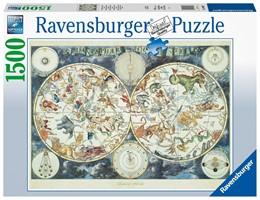 Abbildung von Weltkarte mit fantastischen Tierwesen   1. Auflage   2020   beck-shop.de