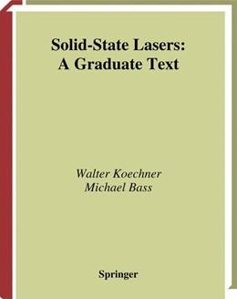 Abbildung von Koechner / Bass | Solid-State Lasers | 2003 | A Graduate Text