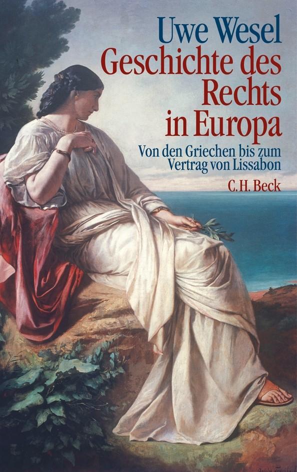 Abbildung von Wesel | Geschichte des Rechts in Europa | 2010