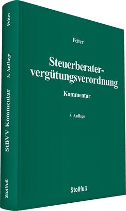 Abbildung von Feiter | Steuerberatervergütungsverordnung Kommentar | 3. Auflage | 2020 | beck-shop.de