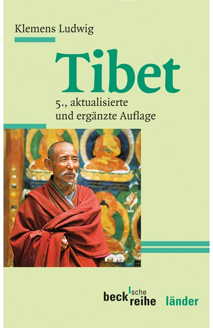 Cover: Klemens Ludwig, Tibet