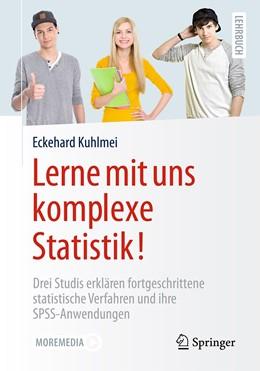 Abbildung von Kuhlmei   Lerne mit uns komplexe Statistik!   1. Auflage   2021   beck-shop.de