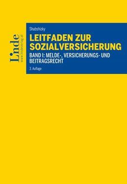 Abbildung von Shubshizky | Handbuch zur Sozialversicherung | 3. Auflage | 2020 | beck-shop.de