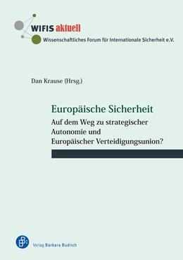 Abbildung von Krause   Europäische Sicherheit   1. Auflage   2020   64   beck-shop.de
