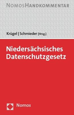 Abbildung von Krügel / Schmieder (Hrsg.) | Niedersächsisches Datenschutzgesetz | 1. Auflage | 2021 | beck-shop.de