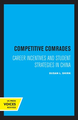 Abbildung von Shirk | Competitive Comrades | 1. Auflage | 2020 | beck-shop.de