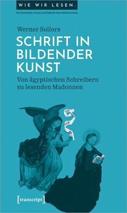 Abbildung von Sollors | Schrift in bildender Kunst | 1. Auflage | 2020 | 1 | beck-shop.de