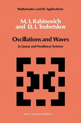 Abbildung von Rabinovich / Trubetskov | Oscillations and Waves | 1989 | in Linear and Nonlinear System... | 50